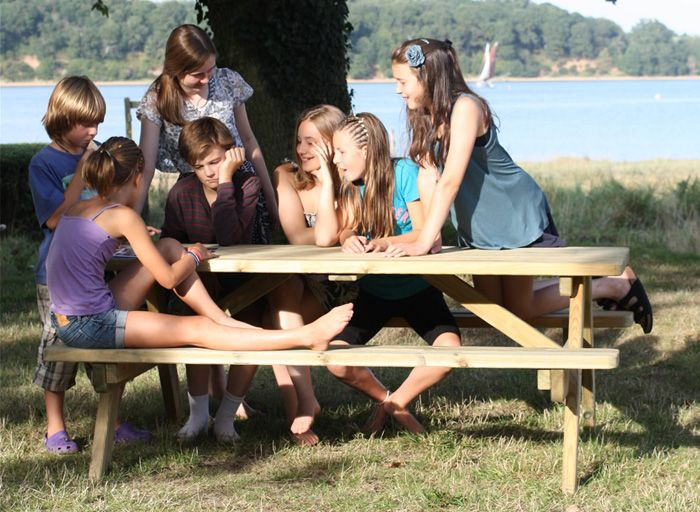 The Best Picnic Tables, Picnic Table, Wooden Picnic Table, Round Picnic  Table And Garden Picnic Table