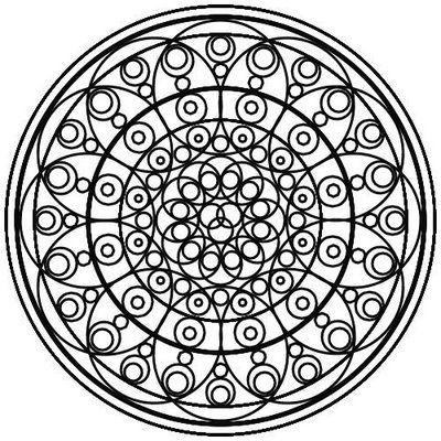 mandalas   Mandalas - MRU - : MANDALAS para PINTAR Y COLOREAR DIFICILES