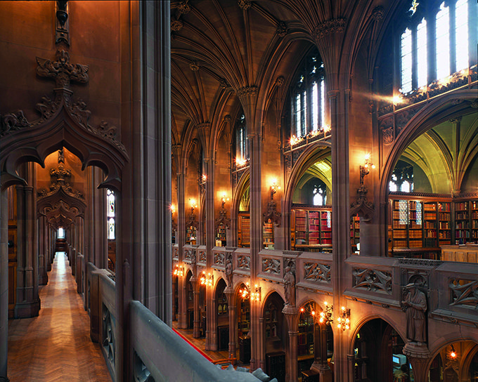 Discover some of the most beautiful and historic British libraries – perfect places to catch up with some of our literary greats