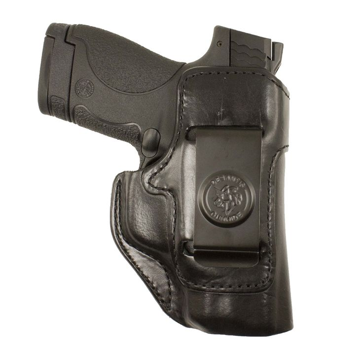 DESANTIS Inside Heat Holster Fits Glock 19 23 33 Right Hand, Black