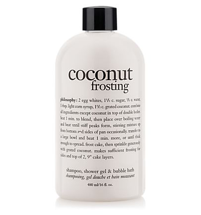 The best body wash! One of my favorite scents but all of Philosophy's bath products are amazing!