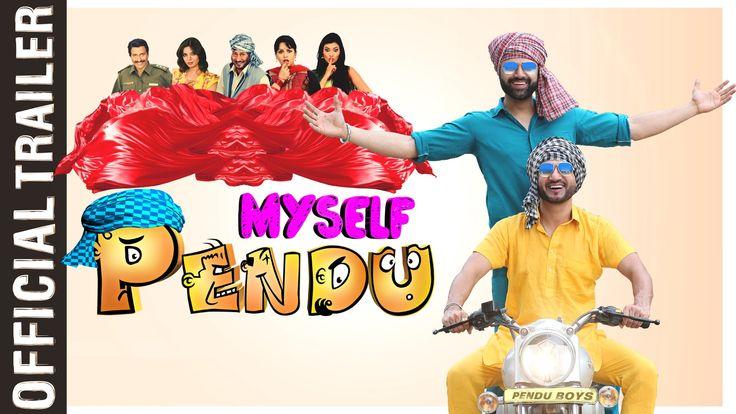 MySelf Pendu | Official Trailer | Preet Harpal, Sayali Bhagat, Jaswinder...