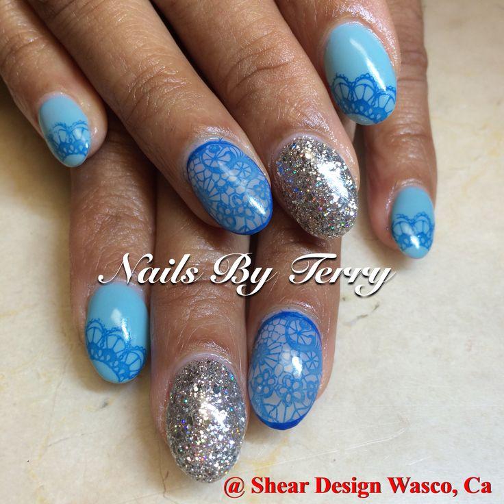 Gel Nails. Nail Art IdeasStampingGel ...