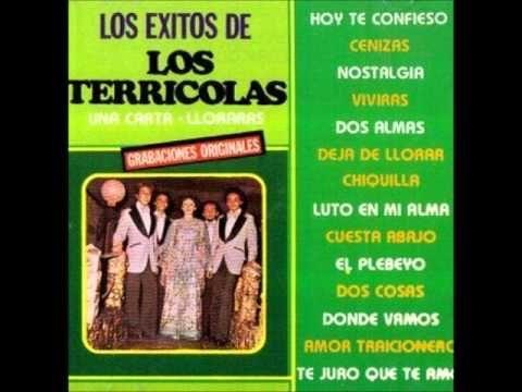 Los Terrícolas - Una Carta