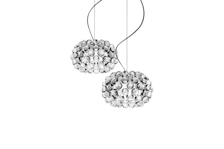 Lighting :: Suspension :: Caboche Piccola Suspension Lamp - | Space Furniture