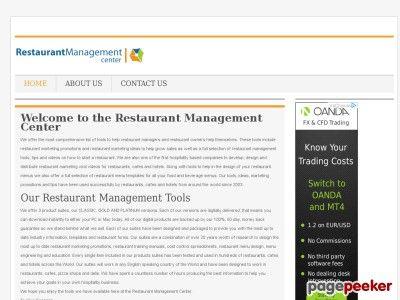 cool Restaurant Management Forms and Unique Restaurant Menu Templates