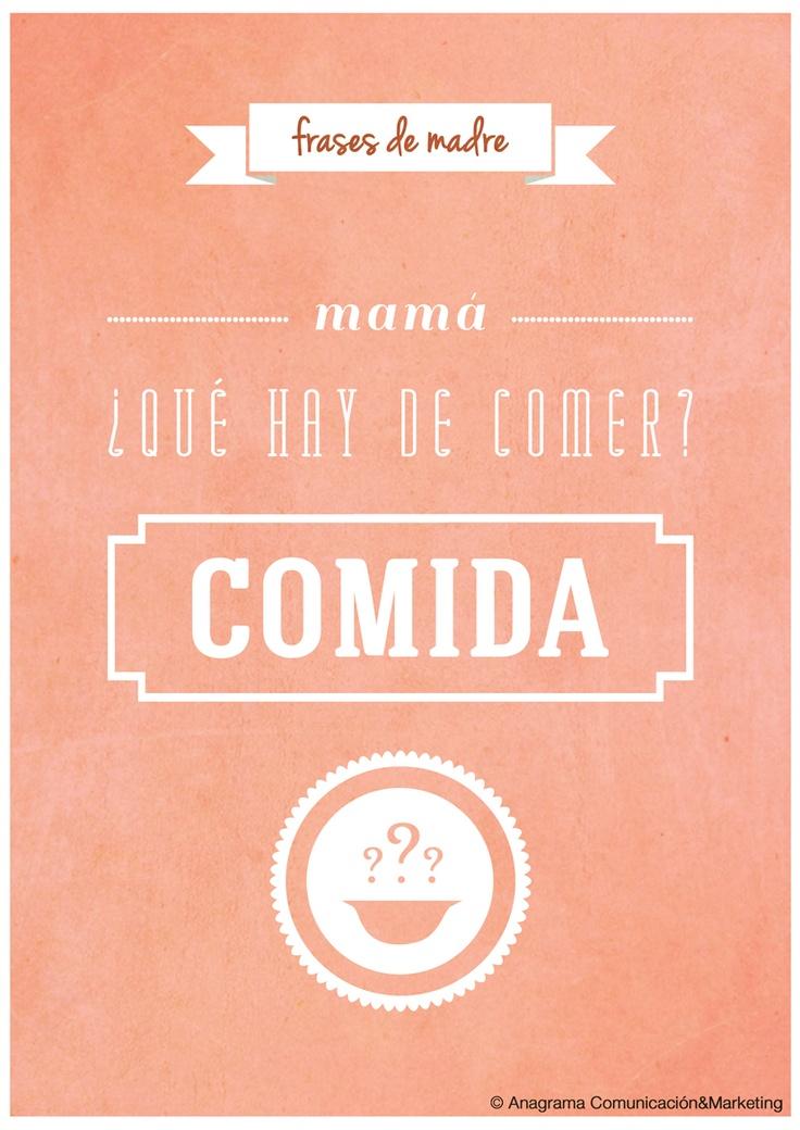 Frases de madre. #diadelamadre