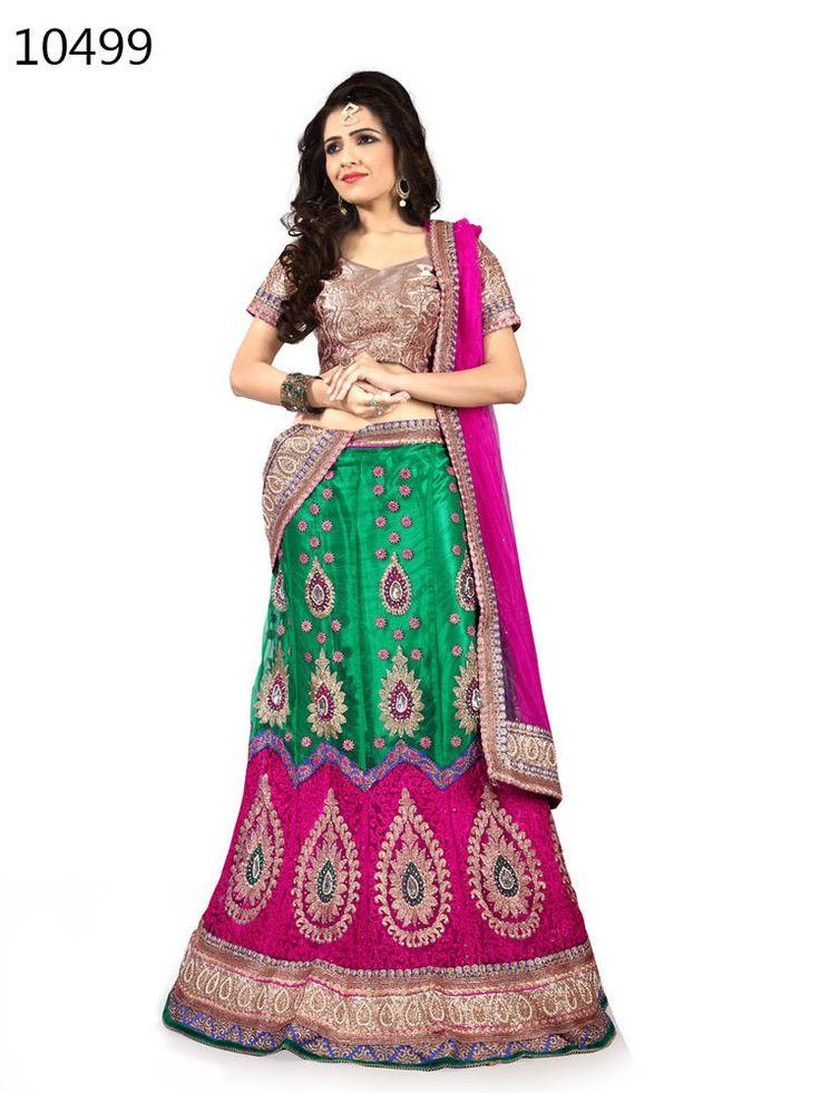 Ethnic Bollywood Indian Lehenga Pakistani Bridal Choli Wedding Traditional Ami  #KriyaCreation #DesignerLehengaCholi