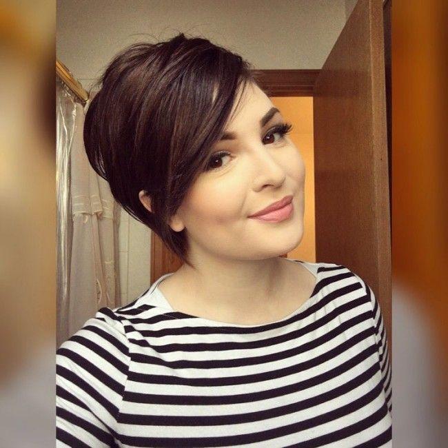 Feminine Pixie Haircut