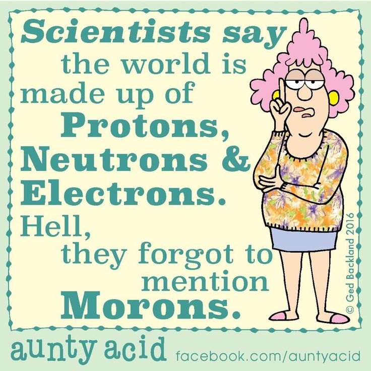 Aunty Acid                                                                                                                                                      More