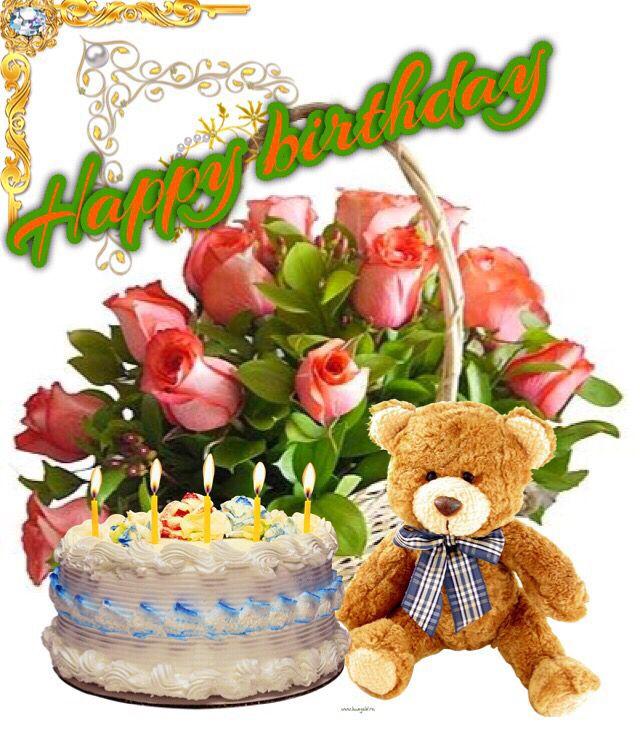552 best Verjaardag images on Pinterest Birthday wishes Birthday