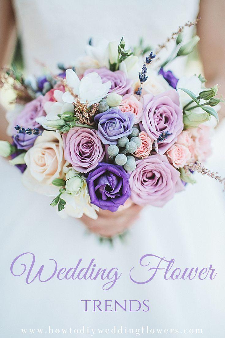 2018 Wedding Trends How To Diy Wedding Flowers Diy Flowers