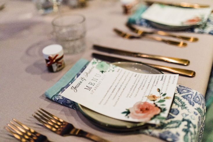 Beautiful Intimate Garden Wedding - Polka Dot Bride | Photo by https://capturedframes.com/about/