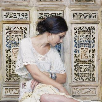 Charlene Van Den Eng, 1971 ~ Portrait painter / Fashion designer   Tutt'Art@   Pittura * Scultura * Poesia * Musica  