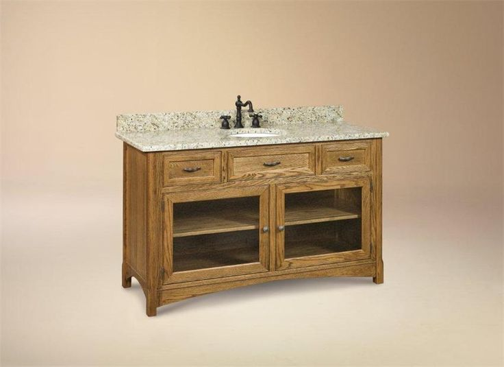 traditional style bathroom vanity cabinet
