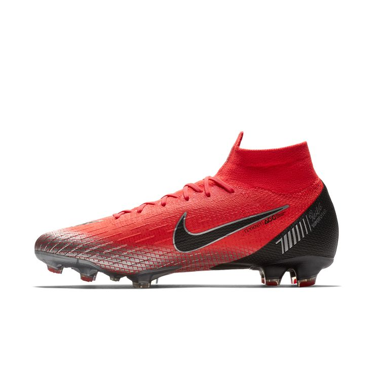 Zapatillas Nike Futbol Botas De Futbol Nike Mercurial Superfly VI Elite Ronaldo AG Pro Azul Turquesa Dorado Negro Césped Artificial