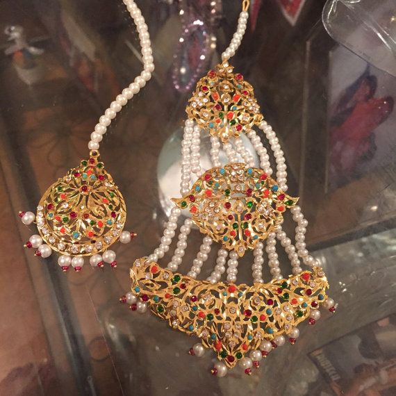 Exquisit Jhoomar's Four Choices Ruby Multicolor by HQJewels