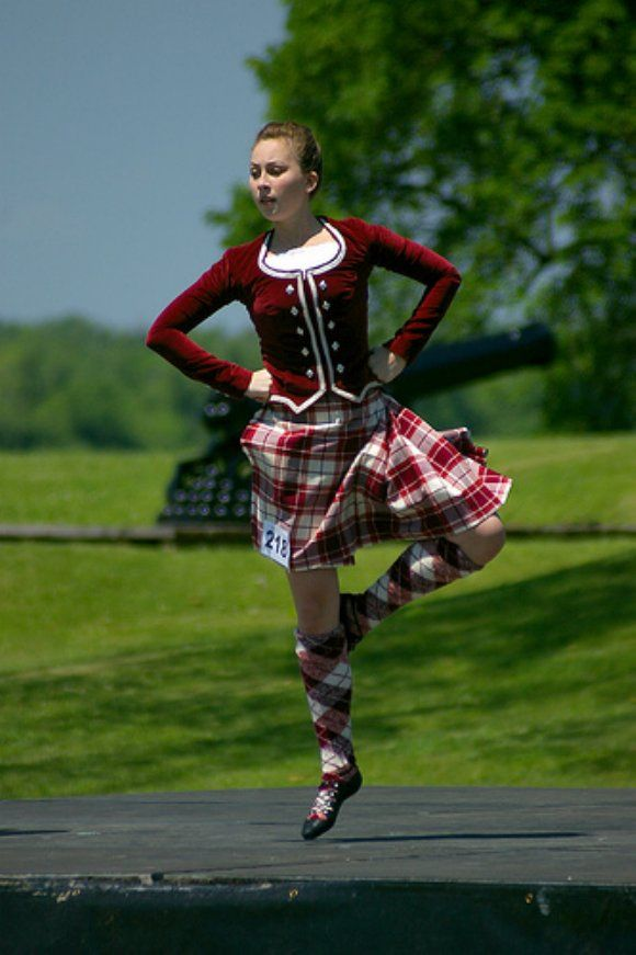 Scottish dance I miss doing this at the highland games!