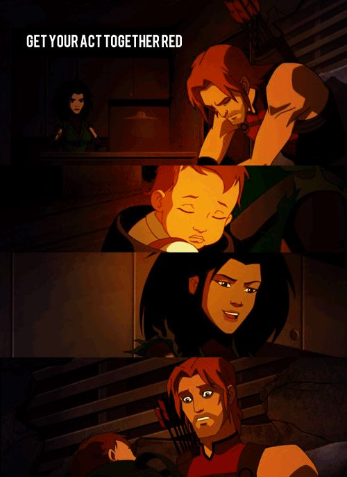 Season 2 Episode 4 Salvage young justice