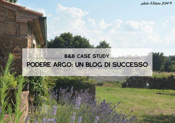 Podere Argo: un blog di successo. La mia intervista su Oidart