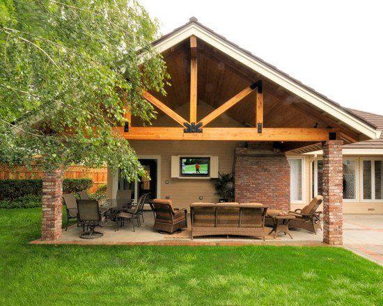 covered patio ideas | followpics.co