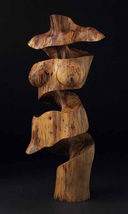 Chad Awalt #wood #scuplture: Woods Woods, Art Sculpture, Woods Carvings, Mothers Earth, Design Interiors, Chad Awalt, Woods Sculpture, Female Form, Woods Art