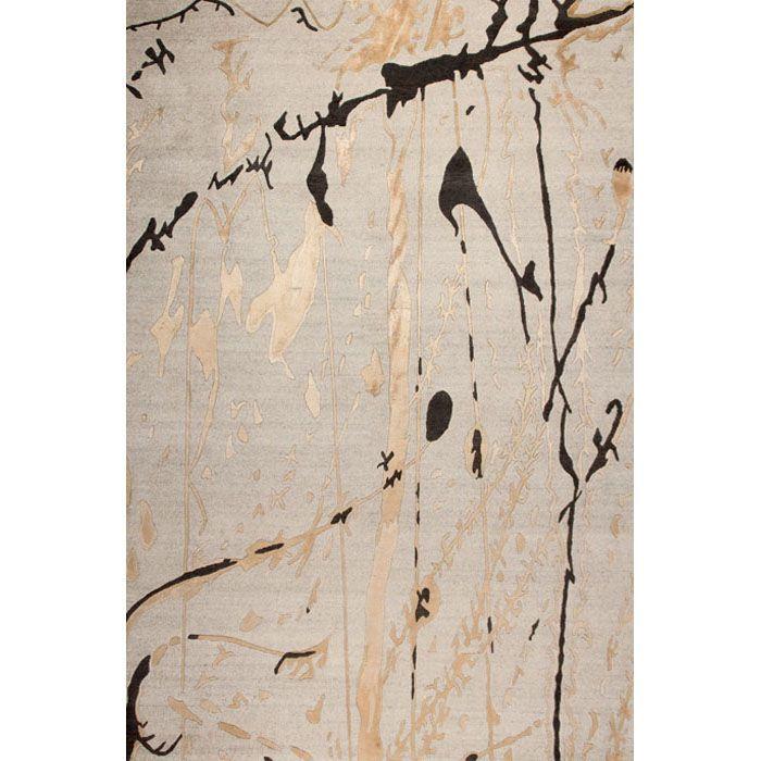 Золотисто-бежевый ковер Patagonia Gold #rug #ковер