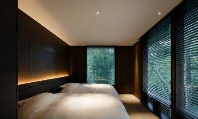 一日の疲れを癒すベッドルーム。落ち着いた空間でゆったりと一日をリセットして明日を迎えたいものですね。 そんなアナタにオススメするのは、まるで高級ホテルのようなベッドルーム。 ホテルライクなベッドルームがアナタに上質な眠りを提供してくれることでしょう。