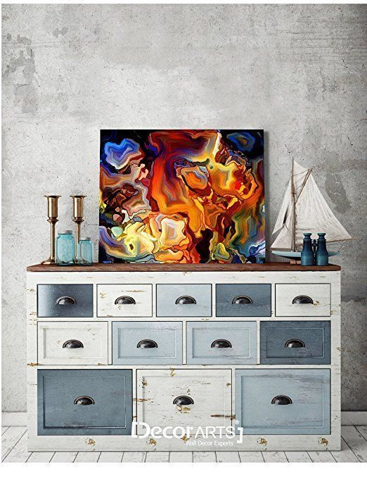 Unique Unique Wall Art Ideas On Pinterest Wood Art Unique - Colorful glass drawers that can form an art object