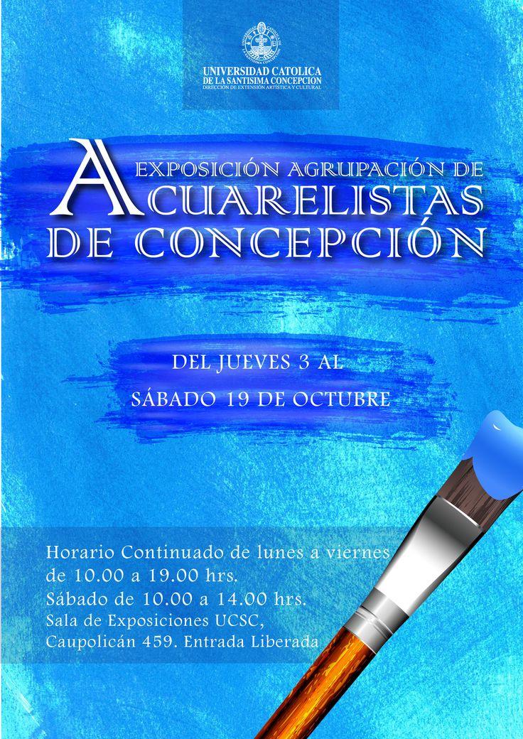 Hasta el 19 de octubre. Sala de Conferencias y Exposiciones UCSC, Caupolicán 459, Concepción.
