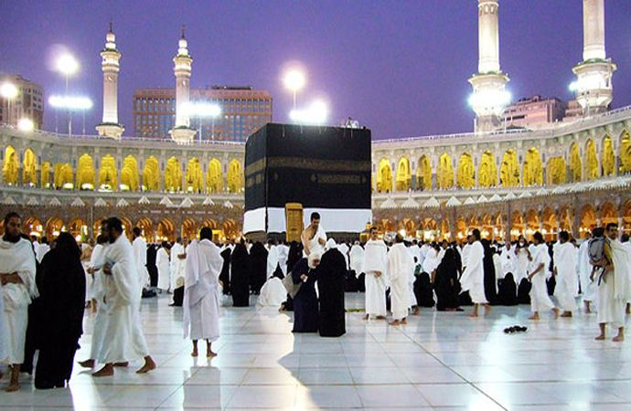 Wishes do come true! Come and pray to the granter of wishes! http://www.bookumrah.ca/flights
