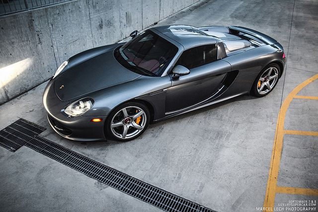 Porsche Carrera GT...I don't ask too much :)
