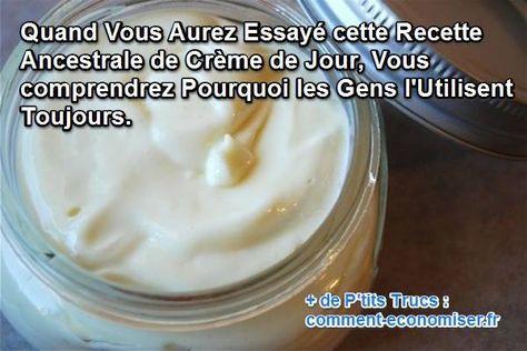 Facile à faire et totalement naturelle, cette crème peut être utilisée pour enlever le maquil ...