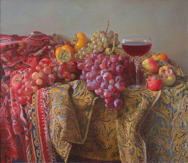 peinture artiste Aleksandr Saidov -08