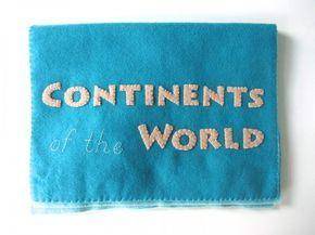 """Proyecto """"Continentes"""" (I) - """"Continents"""" Project (I) • Montessori en Casa"""