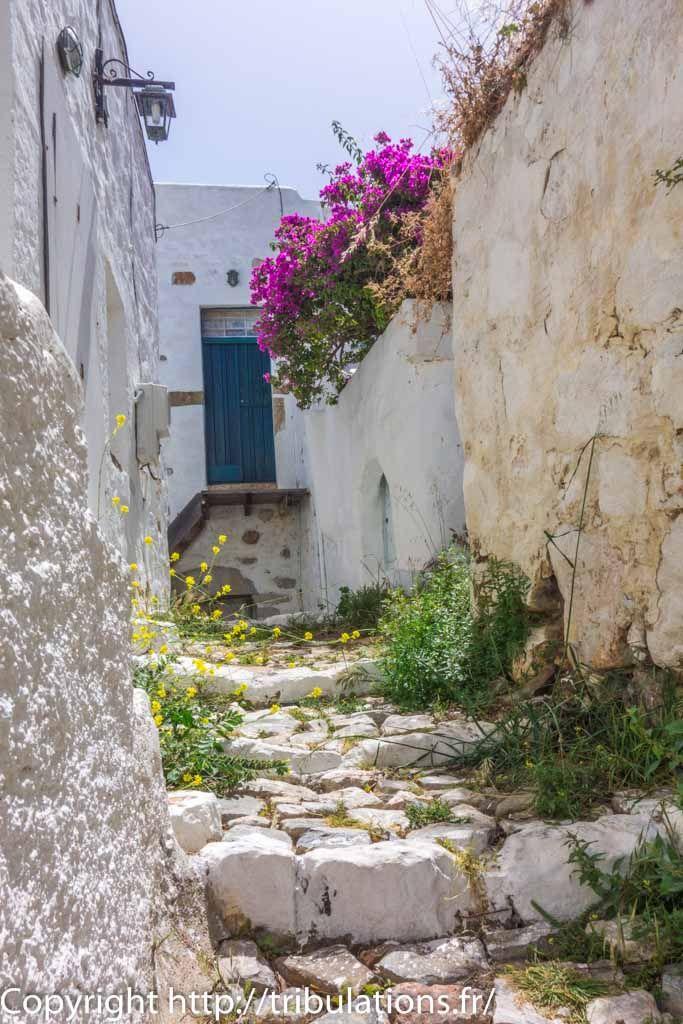 ruelle dans Chora