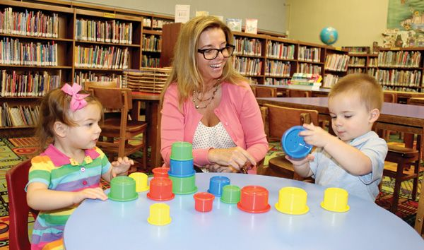 Surprise--It's STEM for Toddlers! | School Library Journal
