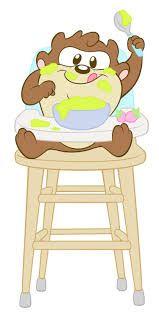 Resultado de imagen para imagenes de tazmania bebe