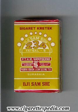 Dji Sam Soe Kretek