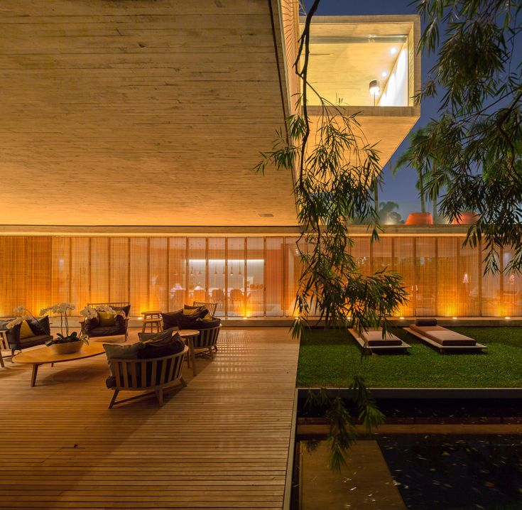 Concept De Maison Ouverte Mise En Page Par Studio Mk27