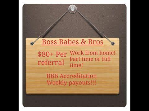 Work At Home Jobs - Make $1,000+ Weekly (Legitimate Online Job Proof) https://i.ytimg.com/vi/0KV9O0ifiQE/hqdefault.jpg