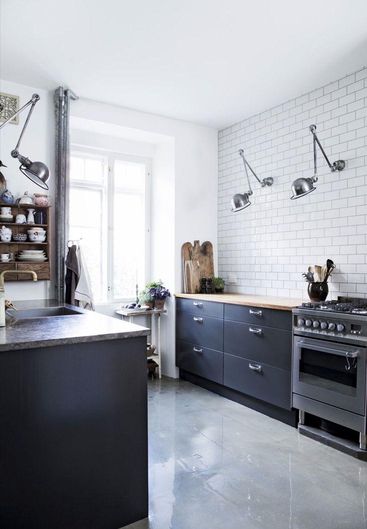 1000 id es sur le th me applique murale interieur sur pinterest applique murale noire - Idee deco keuken ...