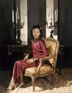 Gevita Chrismadwi Blog: Madame Wellington Koo (Oei Hui Lan)