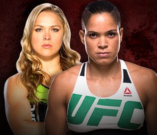Blog Esportivo do Suíço:  Amanda Nunes fará primeira defesa de cinturão contra Ronda no UFC 207