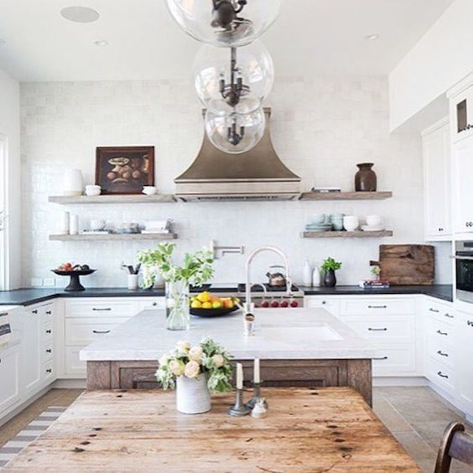 22 White Kitchens That Rock: 17 Best Ideas About Modern White Kitchens On Pinterest
