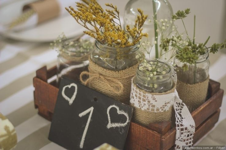 Ideas originales para decorar casamientos