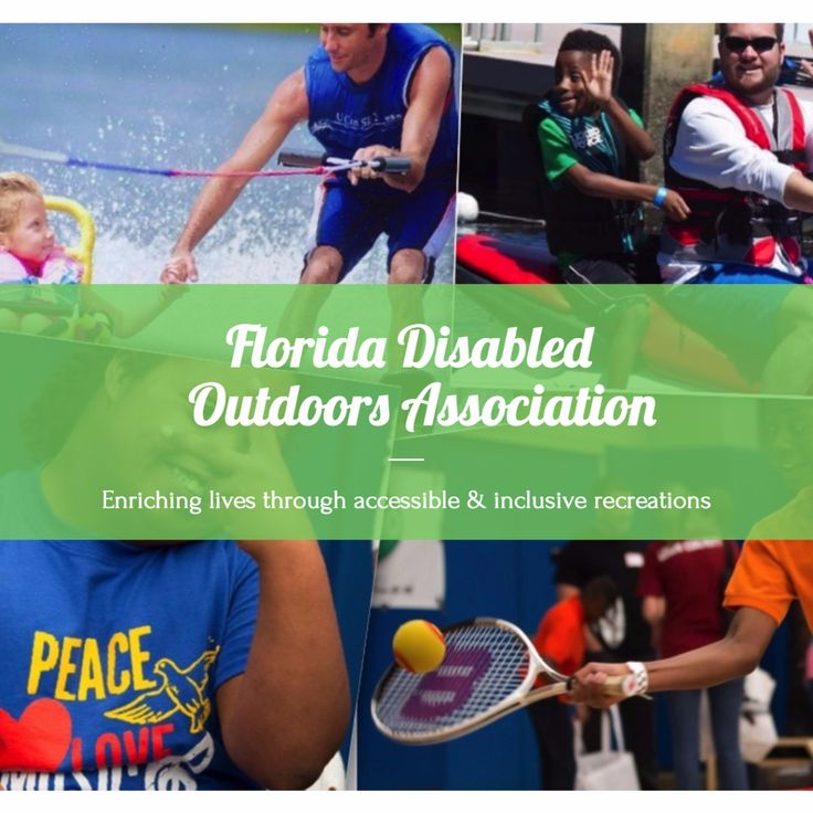 Have you heard of this org? They connect with other adaptive sports organizations to bring joy and fun to communities all over Florida through their programs and events! Learn more about them in our latest issue - pg. 17!https://goo.gl/27n9Ra