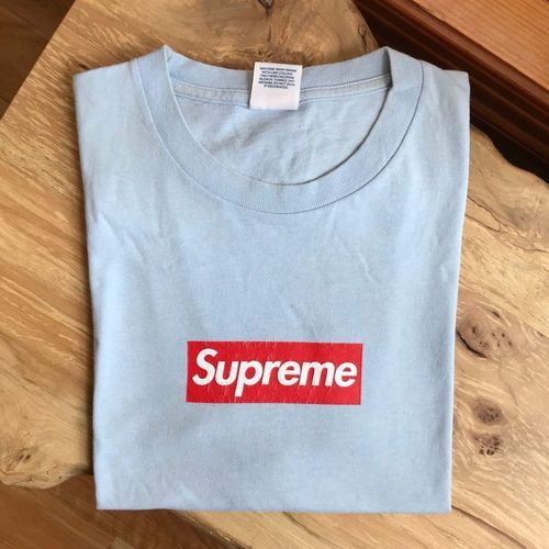 0f4814867cb2 Men's 100% authentic Supreme Casual Tee Shirt Personality T-shirt ...