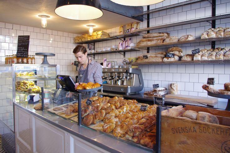 fabrique stockholm - Google Search | Coffee Shop Design ...