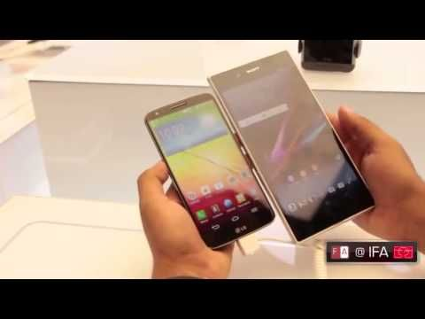 See LG G2 vs Sony Xperia Z Ultra Hands On